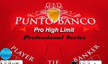 Игровой автомат Punto Banco Professional Series High Limit